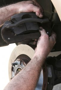 signs of brake pad wear