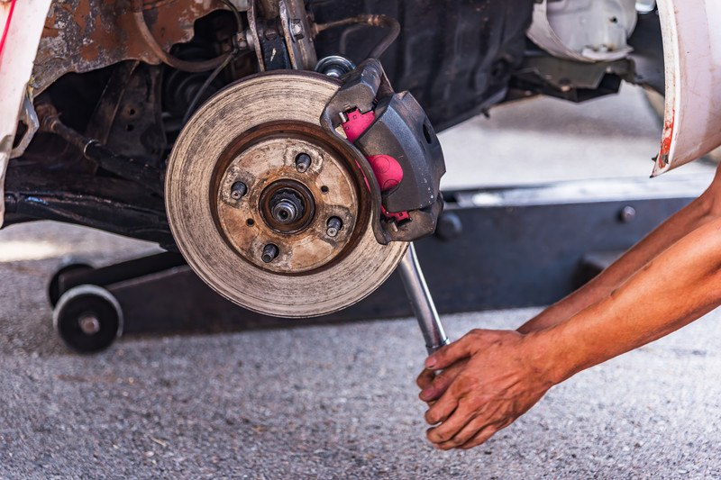 brake repair in escondido