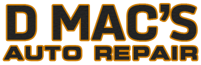 D Mac's Auto Repair logo in Escondido