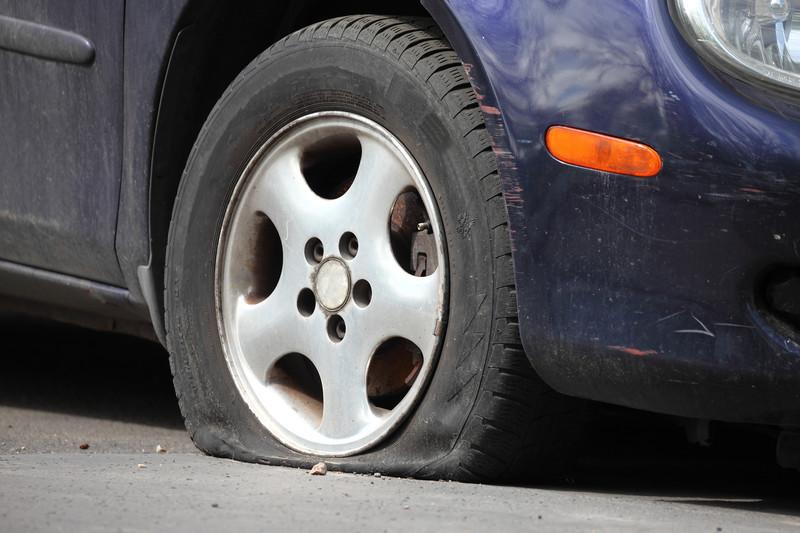 prevent a flat tire